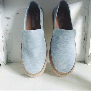 🆕 | 🍭 TOMS Slip-On Sneakers